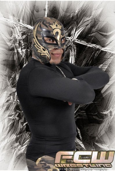 Rey Mysterio Familly