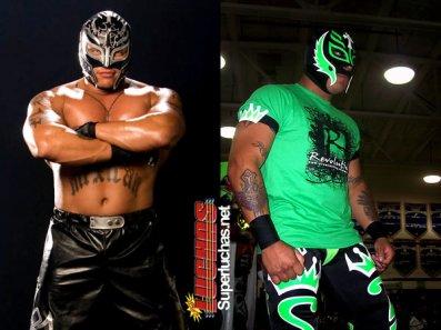 Rey Mysterio et son couzin