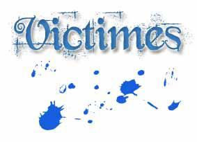 Vic-Team | Soumis(e) comme une victime ?! ;)