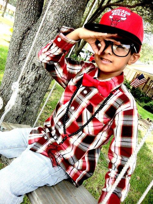 Pretty Little Boys Swag