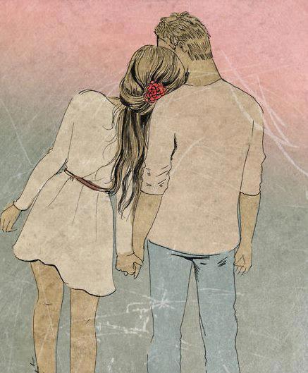 L Amour N Est Pas L Amour S Il Fane Lorsqu Il Se Trouve Que Son Objet S Eloigne Quand La Vie Devient Dur Quand Les Choses Changent Le Vrai Amour Reste Inchange Pomme De