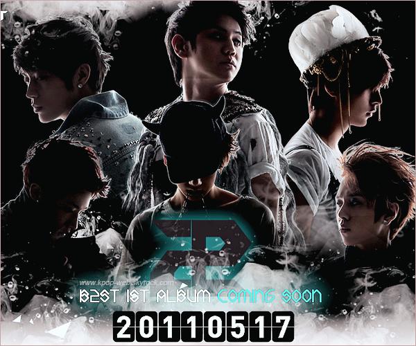 Beauty, accrochez vous et retenez cette date : 17 MAI 2011 . BEAST COMEBACK WITH THE FIRST FULL ALBUM ! ♡