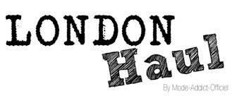 LonDon Haul !