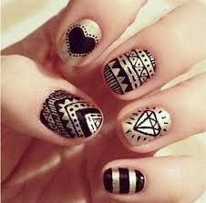 Nail art !!