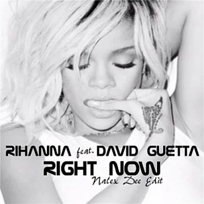 Right Now de Rihanna Feat. David Guetta sur Skyrock