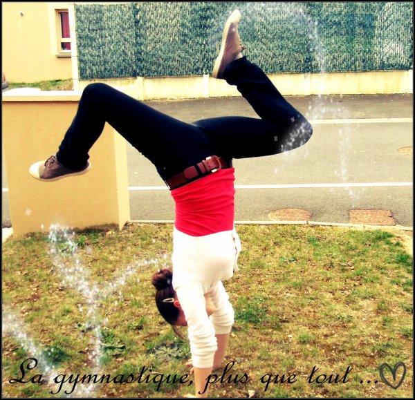 La Gymnastique ; le plus beau sport ☻