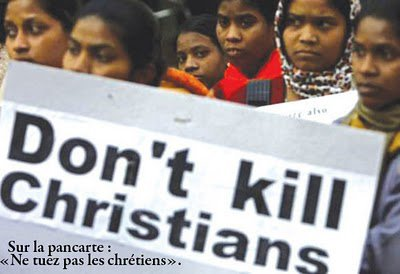 Pourquoi les Chrétiens ce font persécuté .?
