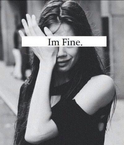 I'm Fine !