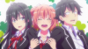 My teen comedy romantic snafu