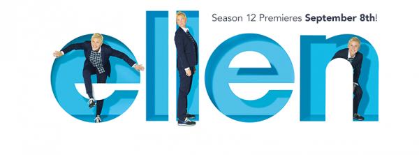 """.....LE 8 SEPTEMBRE 2014 """"ELLEN"""" REVIENT POUR UNE 12er SAISON !!!!!!!"""