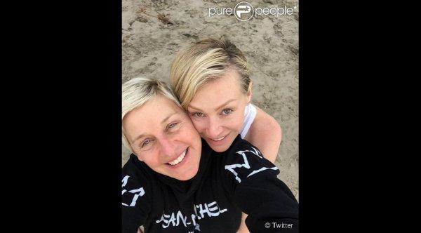 """BONNE SAINT VALENTIN AU COUPLE """"DEGENERES"""" !!!"""