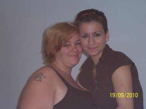moi et  stephanie
