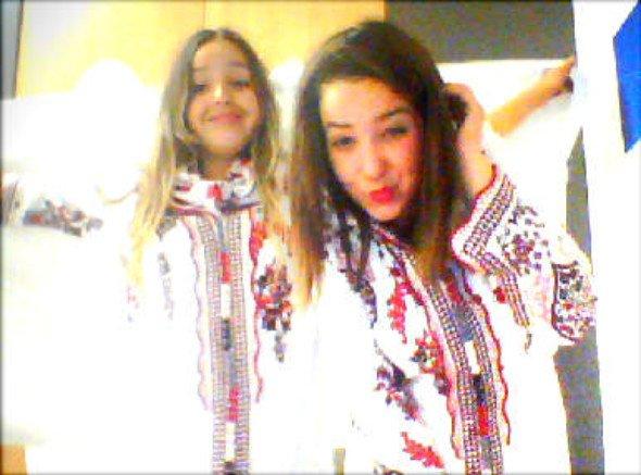 Ma petite soeur à moi ! ♥
