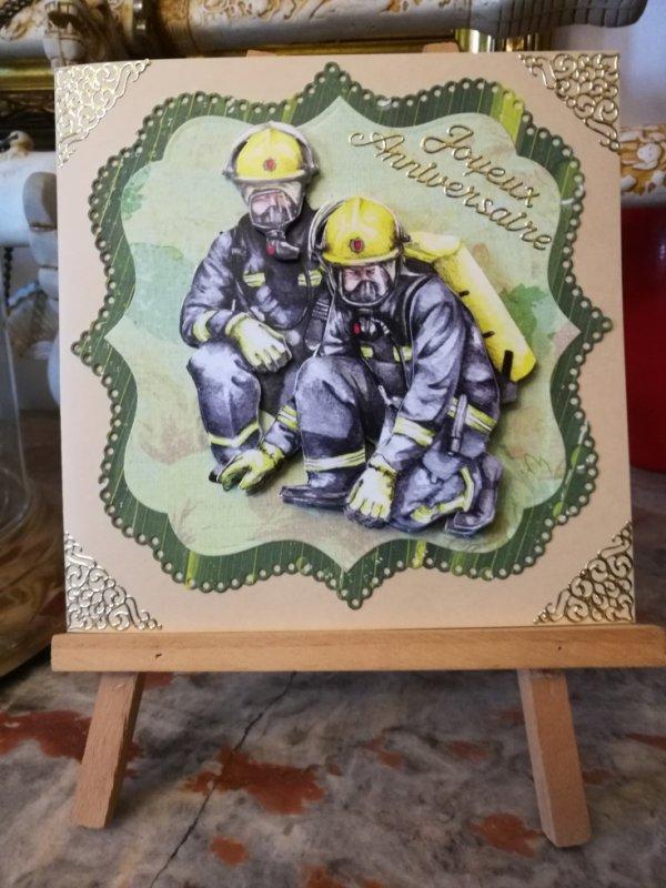 carte annif des pompiers