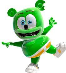 Gommy Bear ou Crazy Frog
