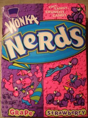 Nerds ou skittles ?