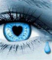 Dsl pour les gars aux yeux bleus....