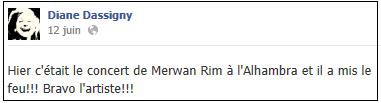 Merwan : concert + interview