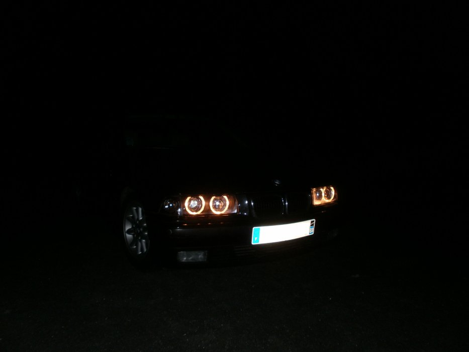 Présentation de ma BMW 325TDS E36 de 1997