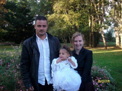 baptême mathilde