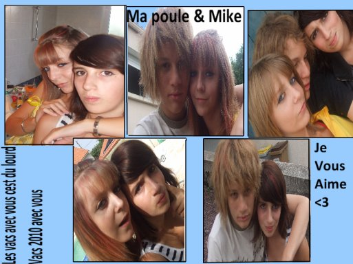Les Vacances 2010 ♥