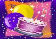 Délice saveur anniversaire ...