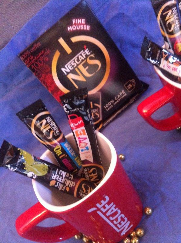 Ambassadrice Nescafé !!!! Qui veux un café pour se réveiller !!!