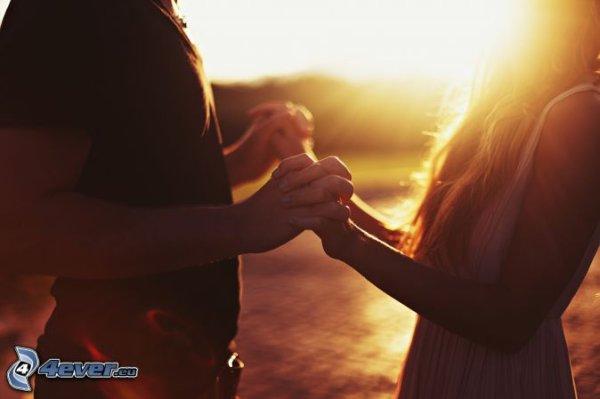 Donne-moi ta main ...