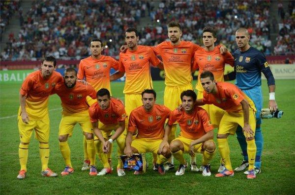 Fin de cycle pour Barcelone aprés la lourde défaite au bayer munich ?