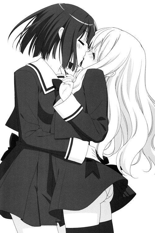Juste de la Sensualité féminine Manga