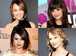 ♠○ Miley Cyrus / Selena Gomez / Demi Lovato / Taylor Swift ○♠