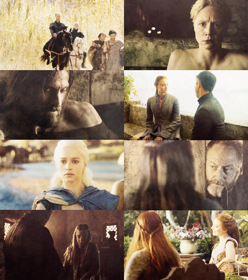 Game of Thrones 3x04 - 3x05
