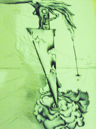 déssin by me . 2010 .
