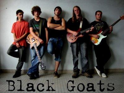 BLACK GOATS