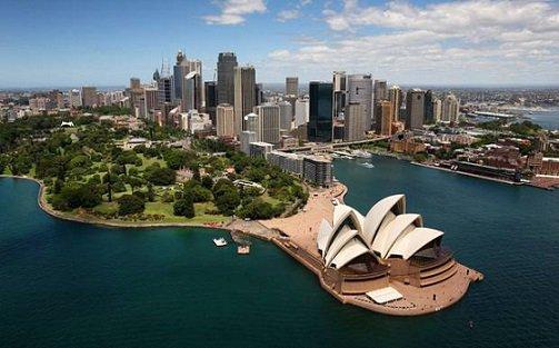 Ville mondiale 12 : Sydney !
