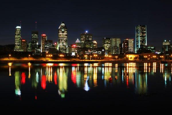 Ville mondiale 14 : Montréal !