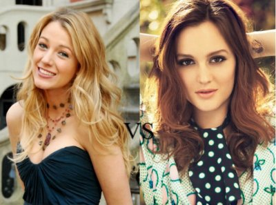 VS de stars 9 : Blake Lively VS Leighton Meester !