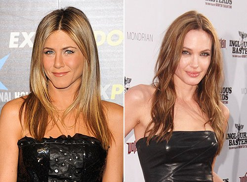 VS de stars 6 : Jennifer Aniston VS Angelina Jolie !