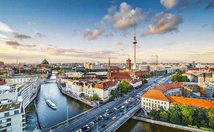 Ville mondiale 10 : Berlin !