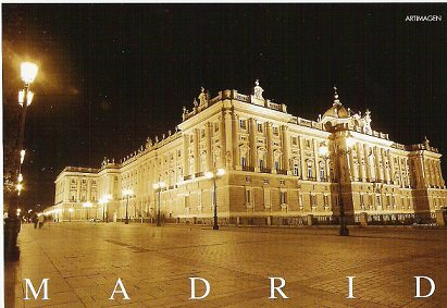 Ville mondiale 15 : Madrid !