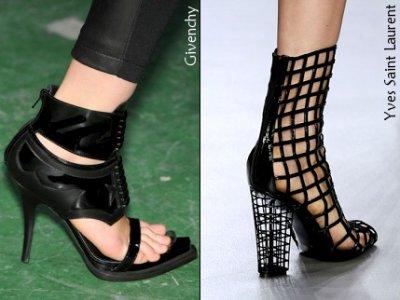 Chaussures, chaussures... La folie des grandeurs !