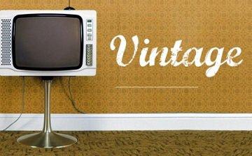 Le vintage !