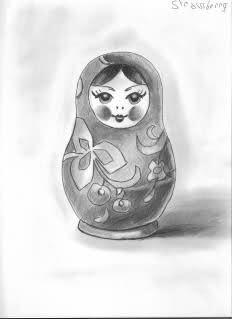 L'amour c'est comme les poupées russe on ce demande à chaque fois si c'est la derniere, si c'est celle que l'on cherchait depuis le début et qui était caché derriere toutes les autres...