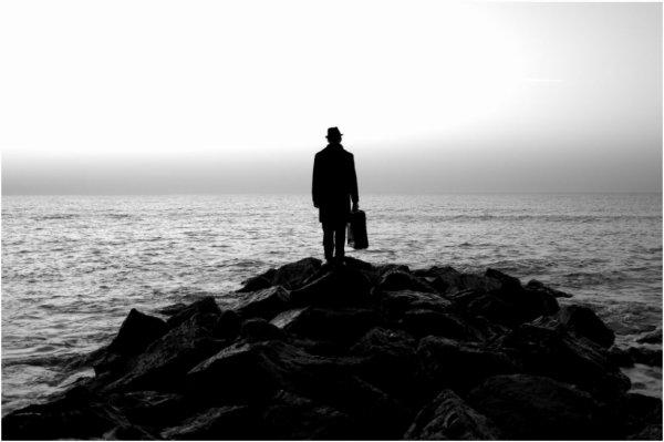 Je ne cherche pas à fuir ce que j'ai entrepris dans le passé,  je cherche juste à créer mon futur...