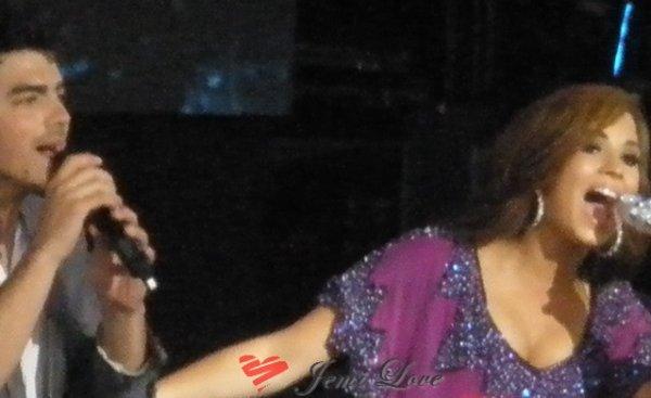 Le 3 Septembre 2010 Concert à Toronto n°2.