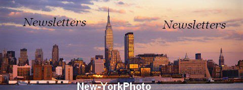 Newsletters sur New-YorkPhoto
