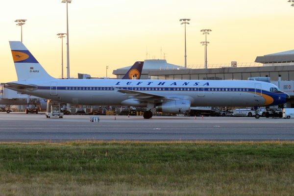 Lufthansa aussi se met au retro !
