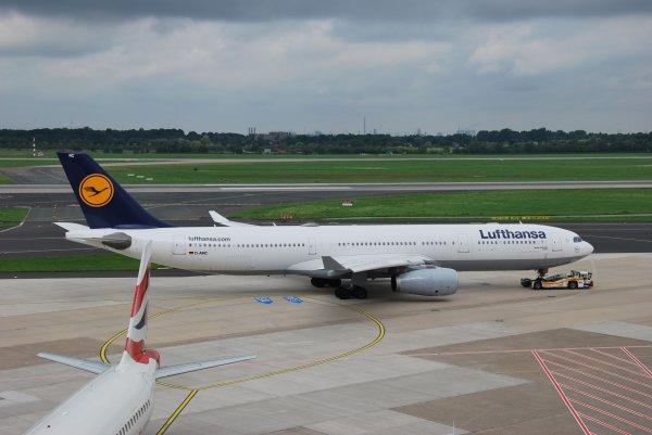 Lufthansa et Calcutta, c'est fini !