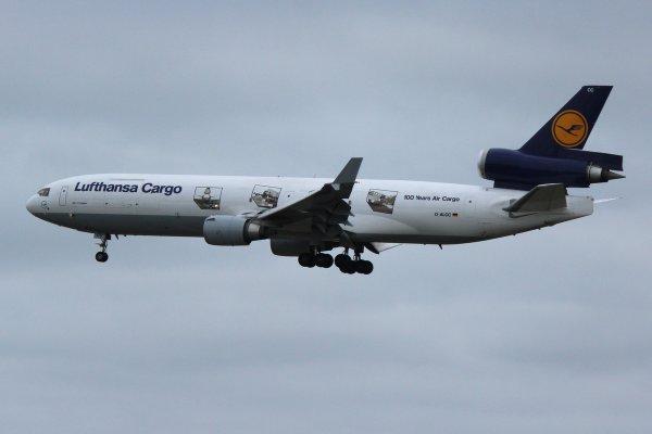 McDonnel Douglas MD-11(F) Lufthansa CARGO