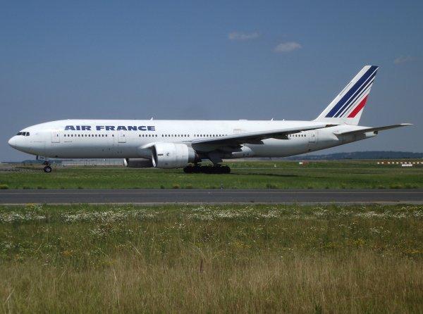 Boeing 777-228ER Air France